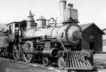 Another old C&NW 4-4-0 from the same collection as Port Washington and Watkins.
